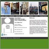 Real Estate Broker Template