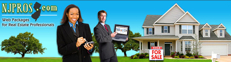 NJPros.com REALTOR Website Templates, New Jersey.